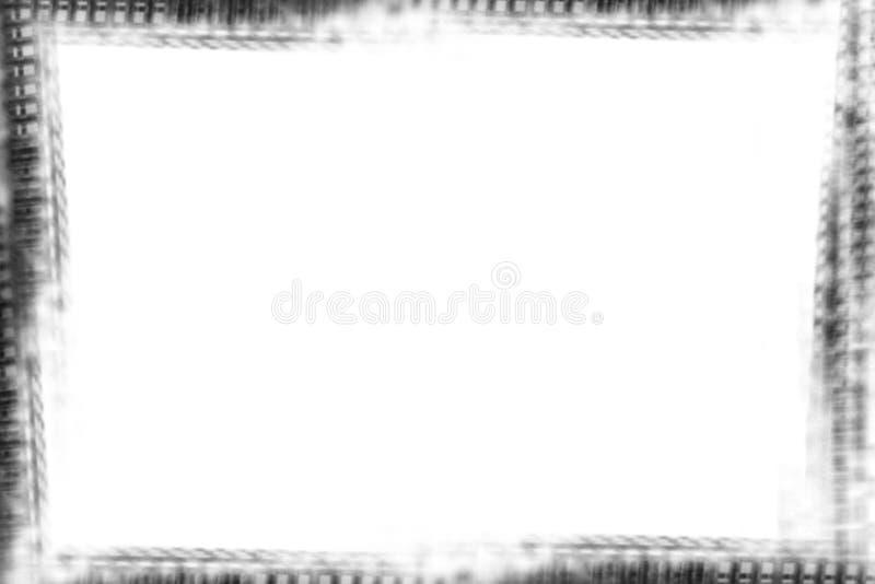 Grunge frame royalty free illustration