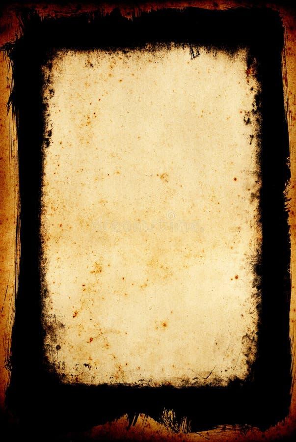 Grunge Frame Element royalty free stock image