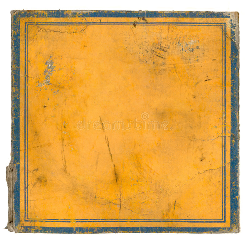 Grunge Frame texture stock photo