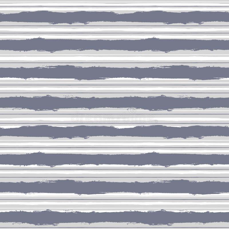Grunge görar randig seamless mönstrar för din affär vektor illustrationer