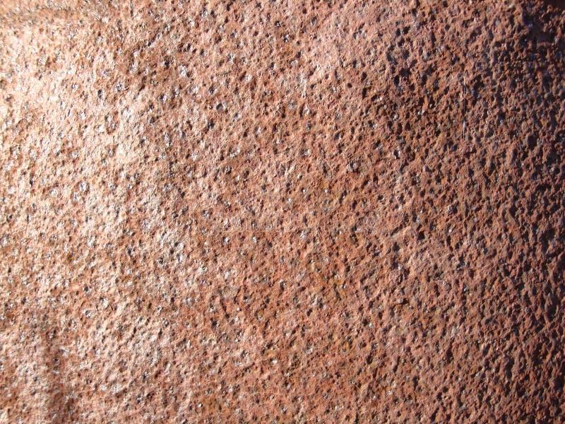 Grunge geroeste metaaltextuur Roestige corrosie en geoxydeerde achtergrond royalty-vrije stock afbeeldingen