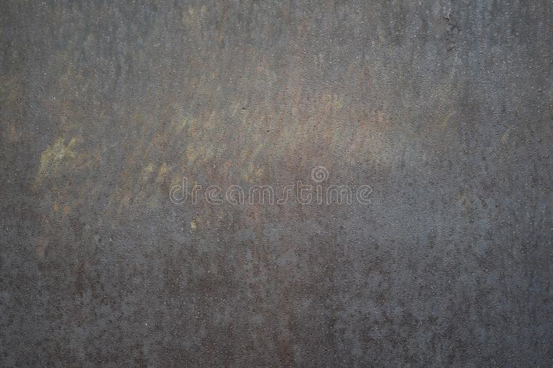 Grunge geroeste metaaltextuur Rusty Corrosion Background stock afbeeldingen