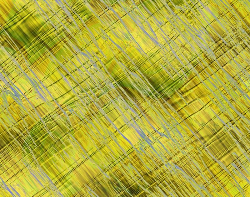 Grunge Gold Metallic Background vector illustration