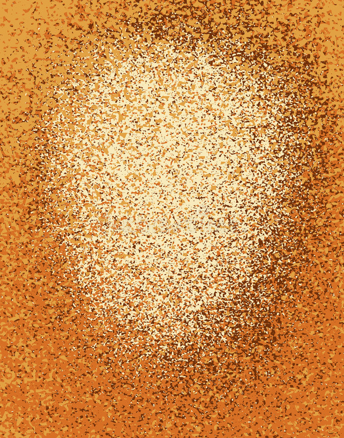 Grunge grain stock illustration