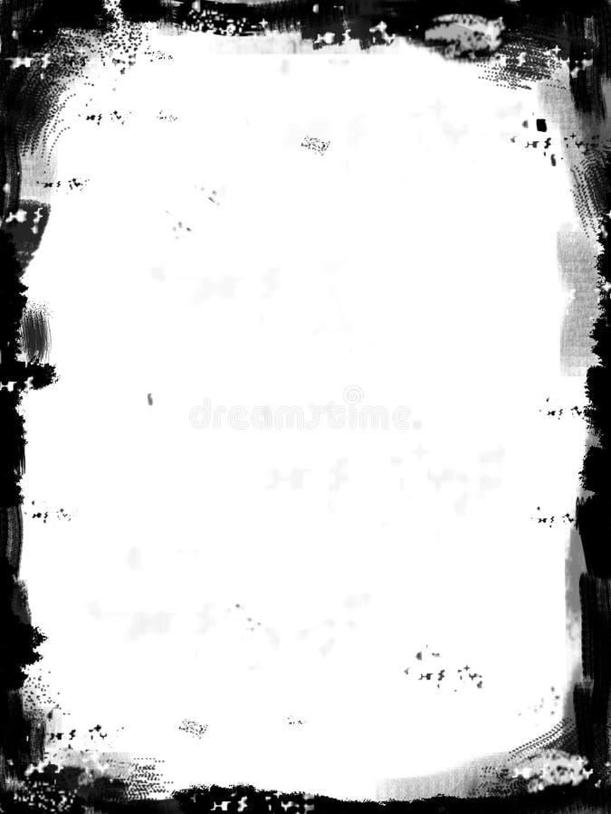 grunge graniczny obrazy stock