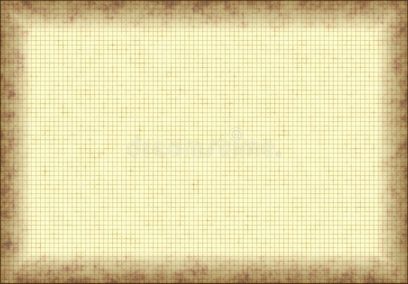 Download Grunge Graph Paper stock illustration. Image of paper - 6688546