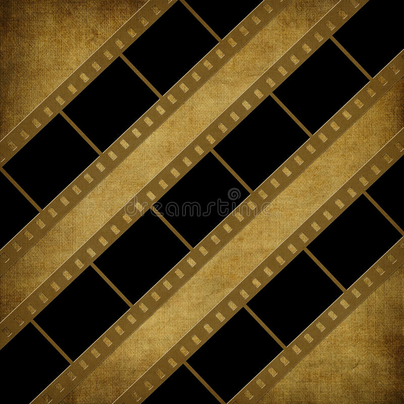 Free Grunge Graphic Abstract Backgr With Film Digital Stock Photography - 13845902