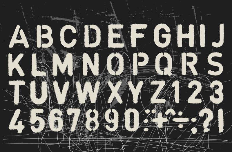 Grunge graphic vector