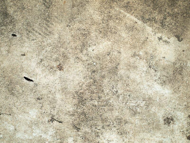 Grunge hellbraune alte Wand stockfotos