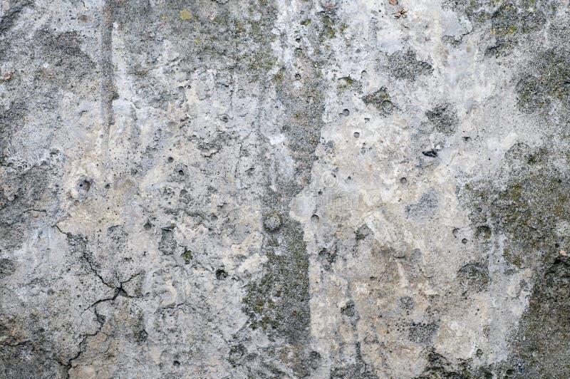 Grunge Hintergrund der alten Betonmauer stockfotografie