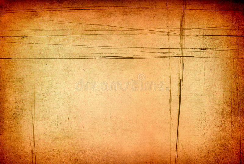 Grunge Hintergrund mit Platz für Text oder Bild stock abbildung