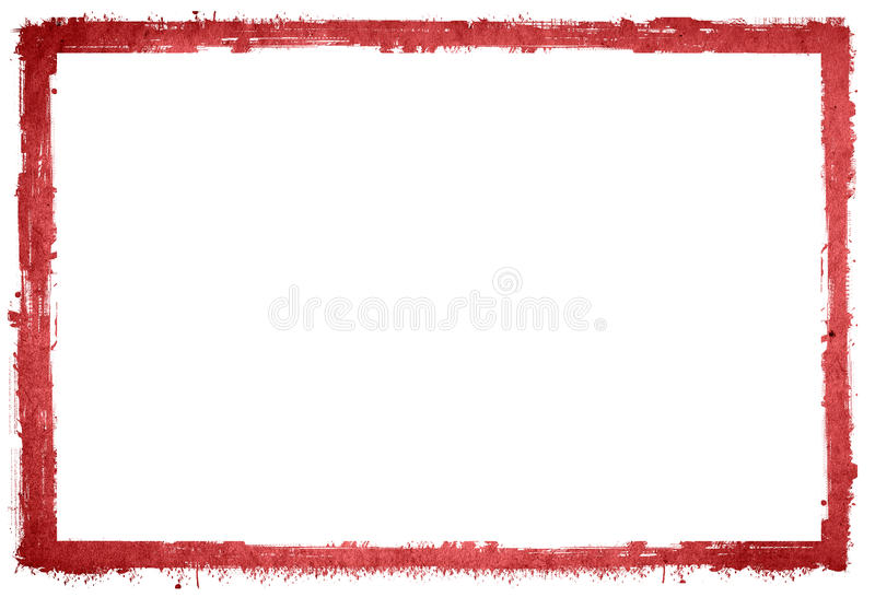 Grunge Hintergrundfeld stock abbildung