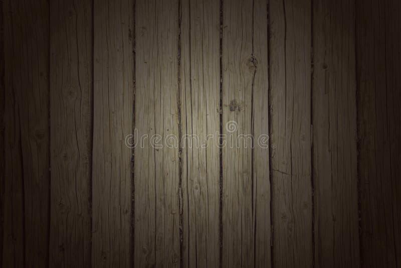 Grunge houten wijnoogst gestileerd Beeld als achtergrond stock foto's