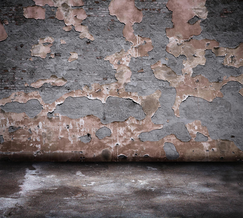 Download Grunge interior stock photo. Image of color, abstracts - 9677864