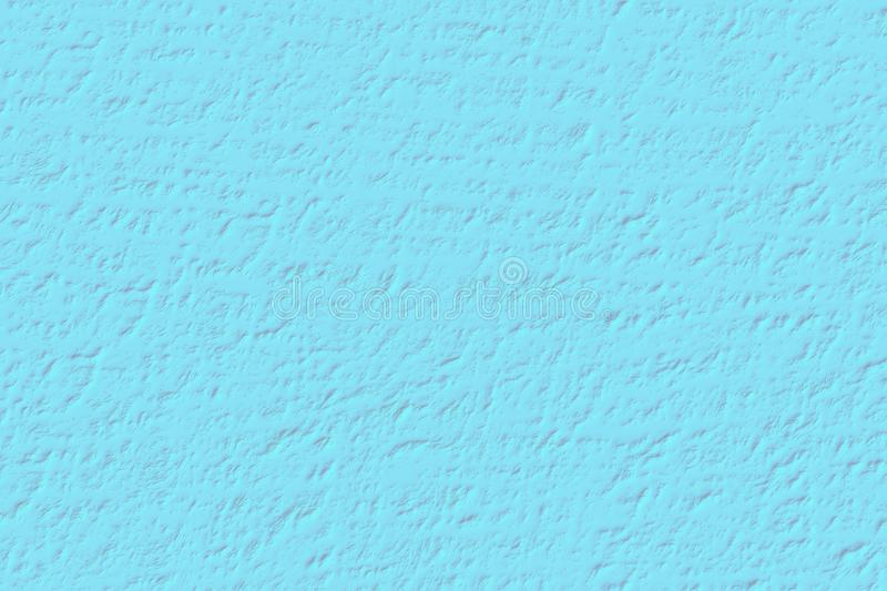 Grunge Light And Sof Blue Color Vintage Texture Background Stock