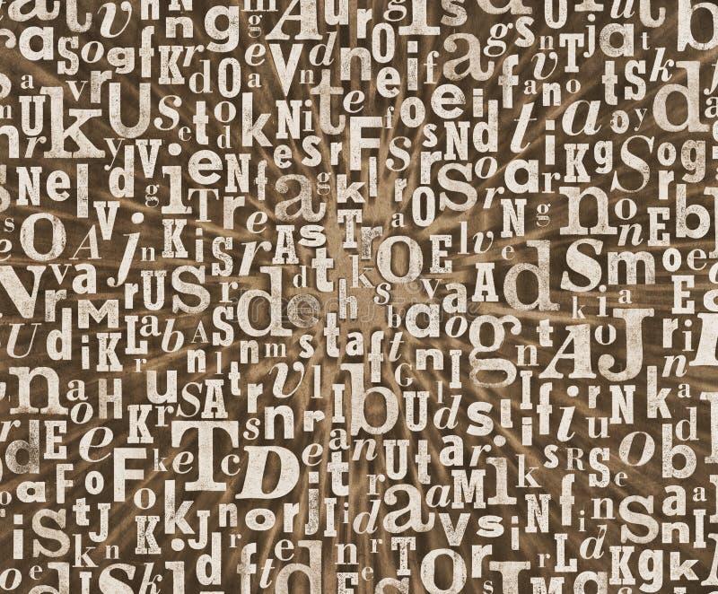 grunge listu tekstura ilustracja wektor