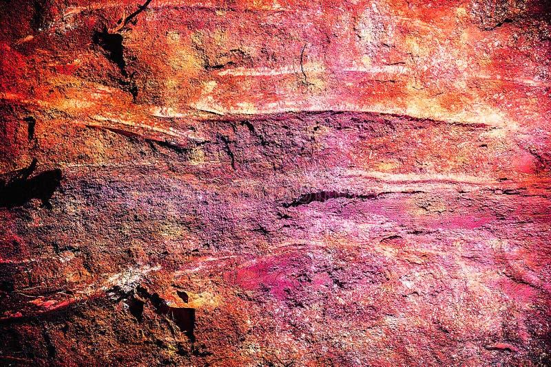 Grunge mång--färgad bakgrund. Foto. fotografering för bildbyråer