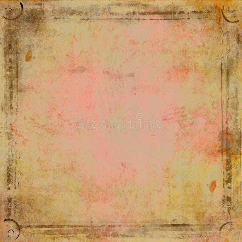 Grunge maserte Hintergrund lizenzfreies stockfoto