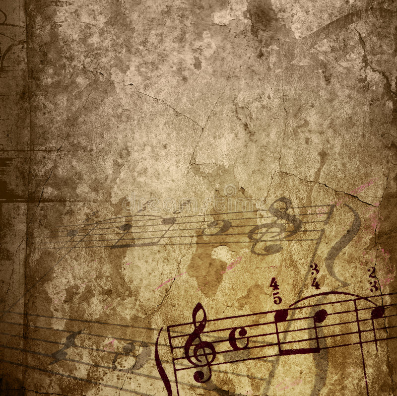 Free Grunge Melody Textures And Backgrounds Royalty Free Stock Photos - 6181468