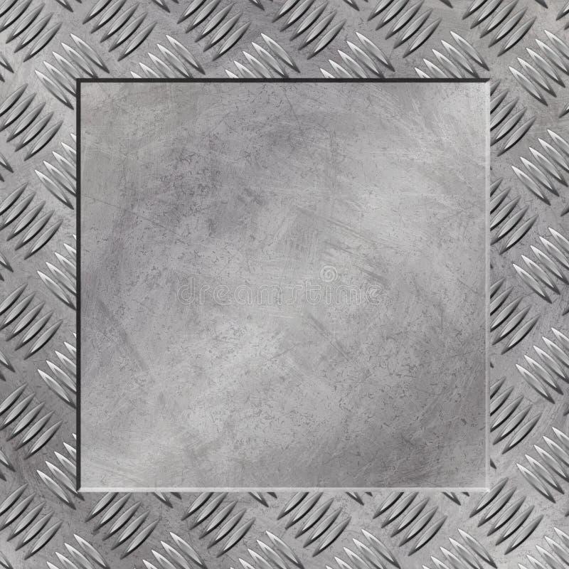 Download Grunge Metal Background stock illustration. Image of frame - 11866770