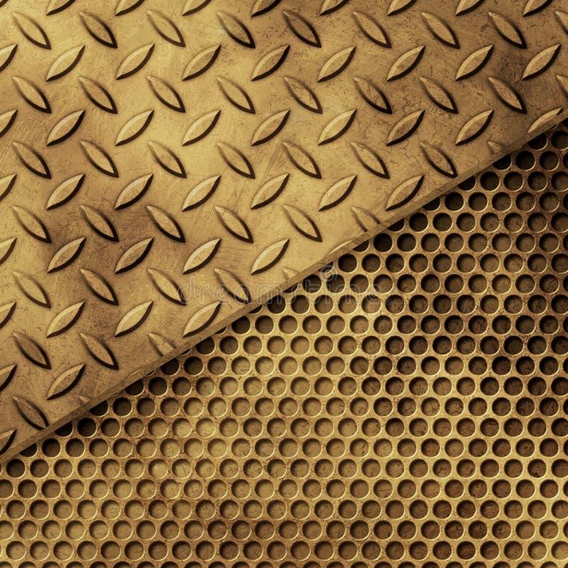 Download Grunge Metal Background stock illustration. Image of illustration - 12380946