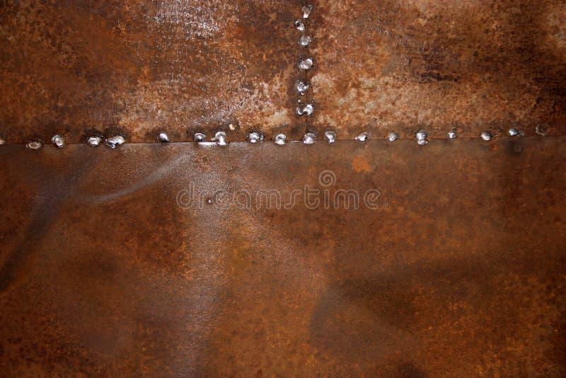 Grunge Metal Background Royalty Free Stock Image