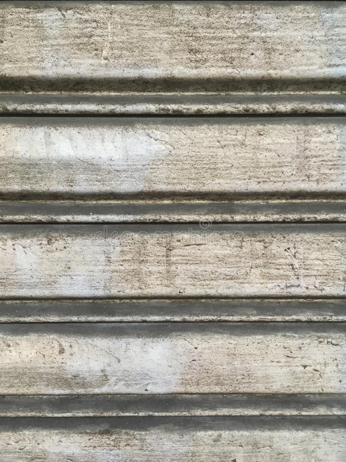 Grunge metal door and wall texture royalty free stock photos