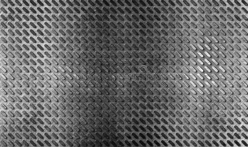 Grunge metal floor industrial background royalty free stock photo
