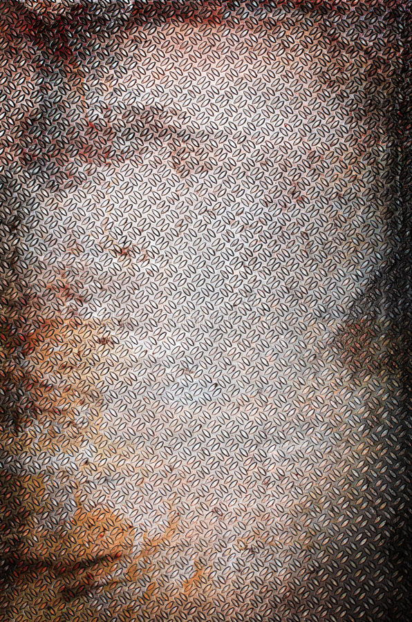 Grunge metal pattern background stock photo