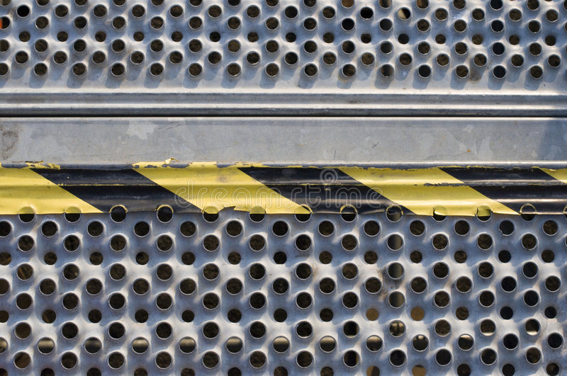 Grunge metal Plate royalty free stock photography