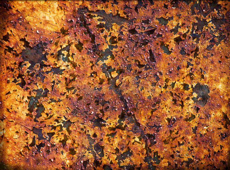 Grunge metal with rust. This is Grunge metal with rust royalty free stock photo
