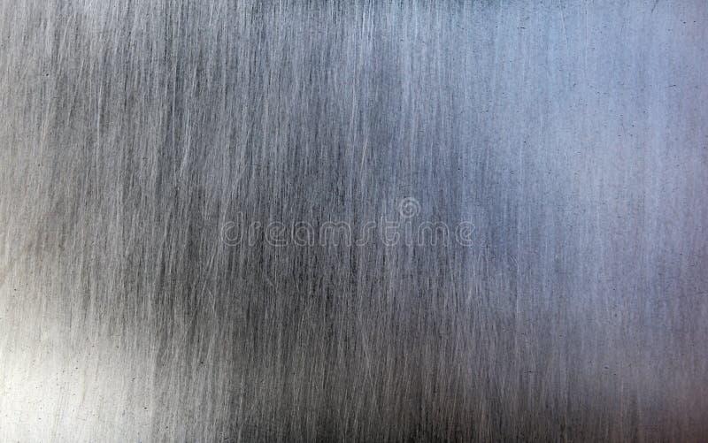 Grunge Metallbeschaffenheitshintergrund stockbilder