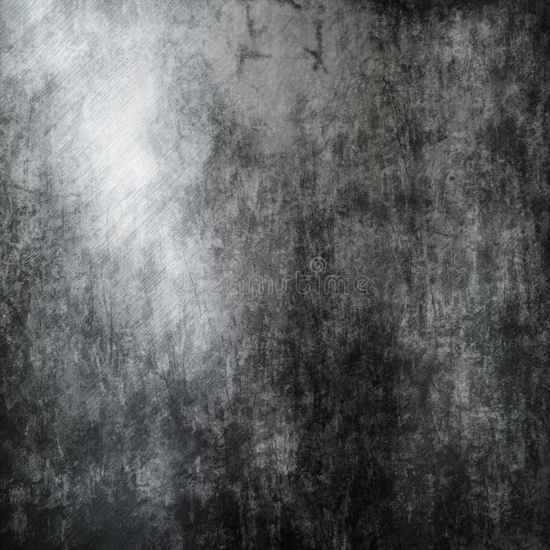 Grunge Metallhintergrund vektor abbildung