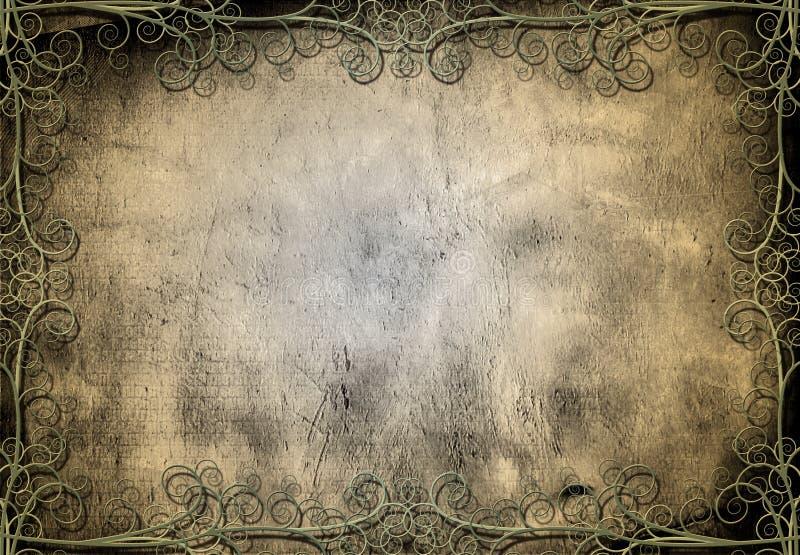 Grunge modifiée la tonalité images stock