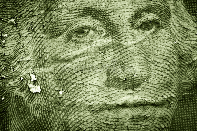 Download Grunge Money stock photo. Image of loss, face, border - 1740960
