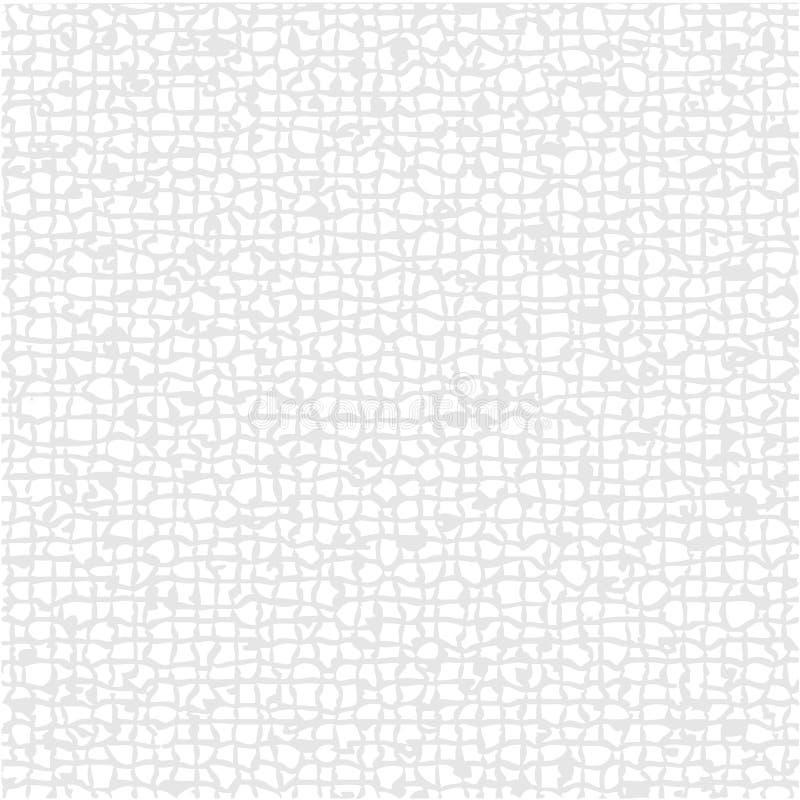 Grunge monochrome pattern. Retro texture in grey color. Stylish background, black and white. Illustration stock illustration