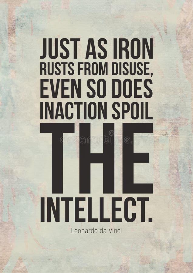 Grunge motywacyjni plakaty z biznesowymi cedułami zdjęcie royalty free