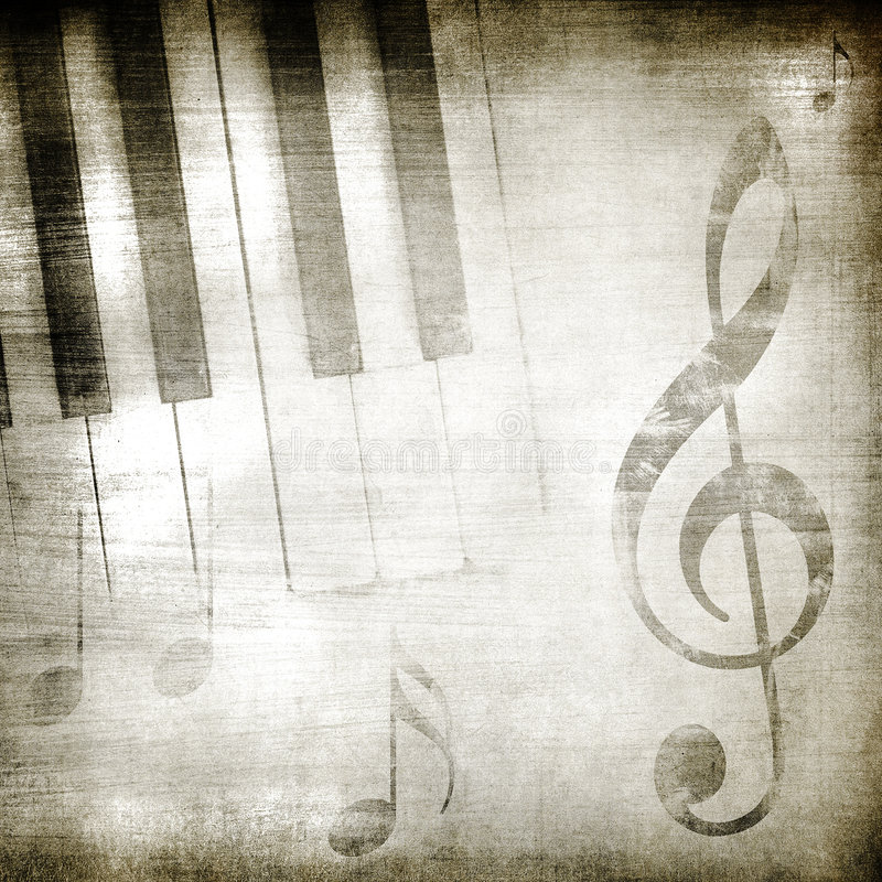Free Grunge Music Stock Images - 7649714