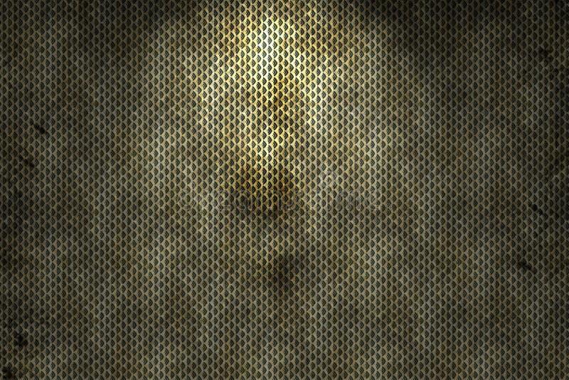 Grunge Muster stock abbildung