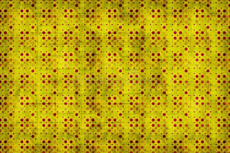 Grunge Musterhintergrund vektor abbildung