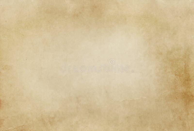 Grunge o textura de papel abstracta para el fondo ilustración del vector
