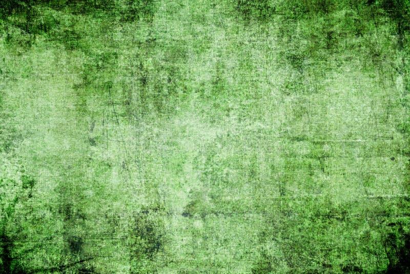 Grunge obrazu tekstury Ciemnozielony Czarny Ośniedziały Zniekształcający Rozpadowy Stary Abstrakcjonistyczny Brezentowy wzór dla  zdjęcia royalty free