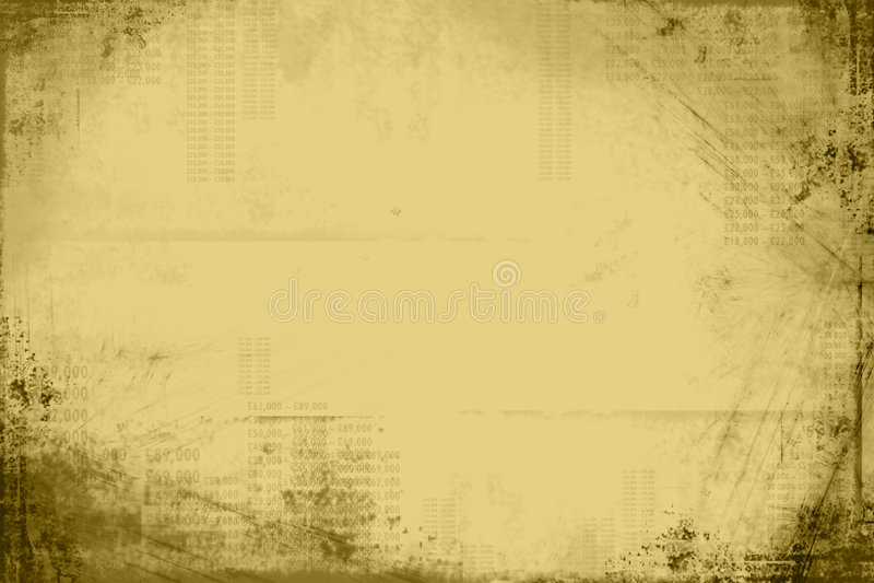 Grunge olive background. Good canvas for your artwork royalty free illustration
