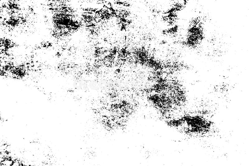 Grunge Overlay Texture stock illustration