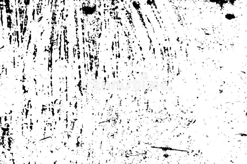 Grunge Overlay Texture royalty free illustration