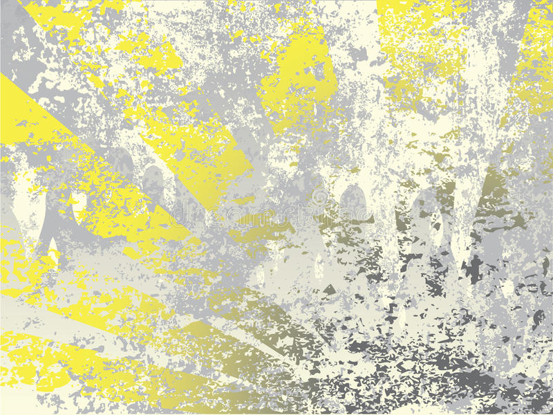 Grunge paint splat background stock images