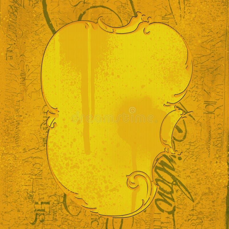 Download Grunge panel stock illustration. Illustration of panel - 6881187