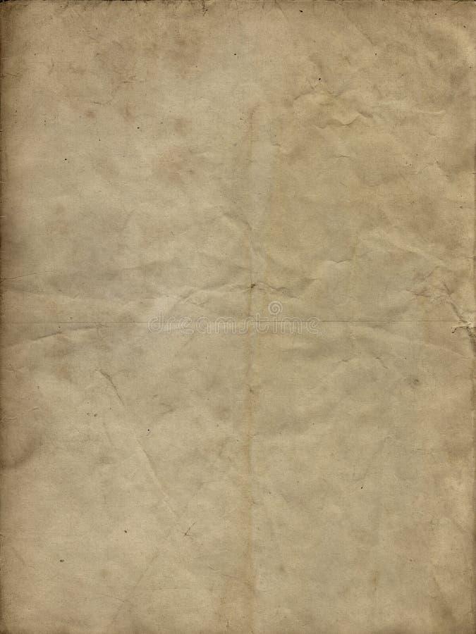 Grunge paper background stock illustration