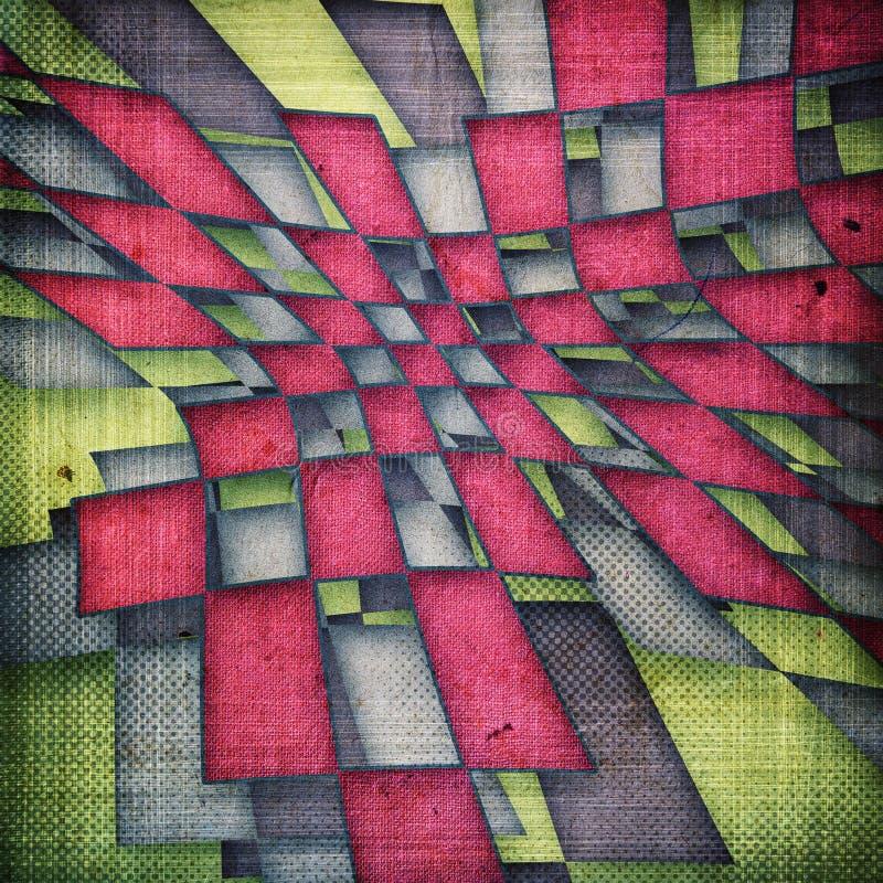 Download Grunge Paper Texture, Vintage Background Stock Illustration - Image: 26541010