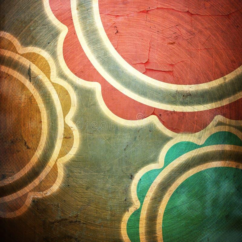 Download Grunge Paper Texture, Vintage Background Stock Illustration - Image: 26545418